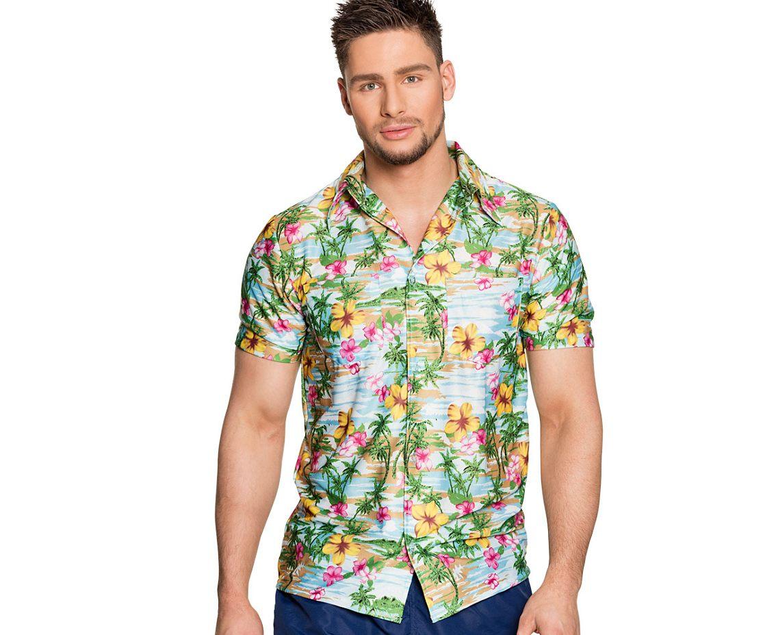 koszula hawajska męska