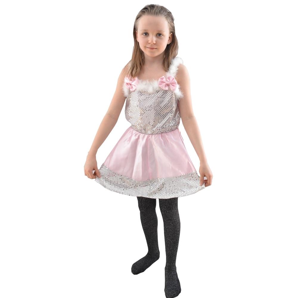 28e9170c67 Strój dla dziewczynek Różowa Baletnica Balerina 98-140
