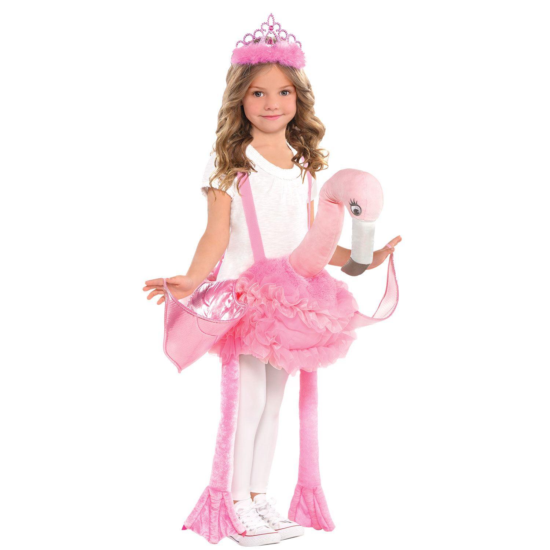 b1c68f6c525ad8 Strój na szelkach dla dzieci różowy Flaming ...