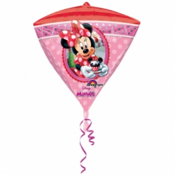 Balon foliowy Minnie