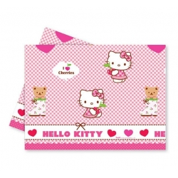 Obrus foliowy Hello Kitty 120x180