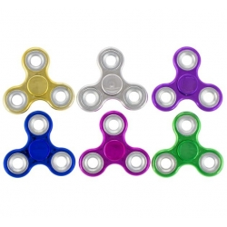 Spinner Fidget metalik