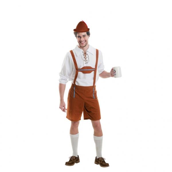 strój bawarczyka